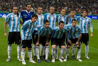 Argentine- Allemagne en direct streaming Live