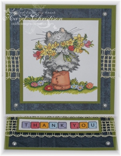 Cards By Dido's Designs 007 hazel