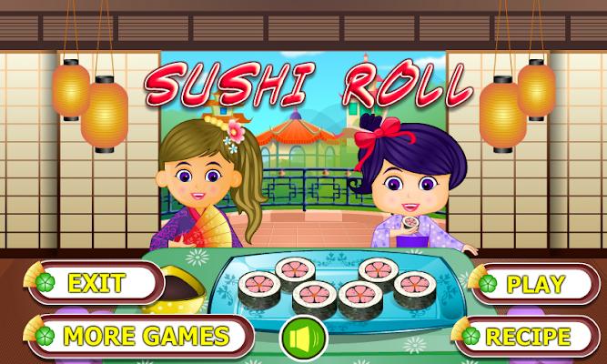 Sushi Rolls - screenshot
