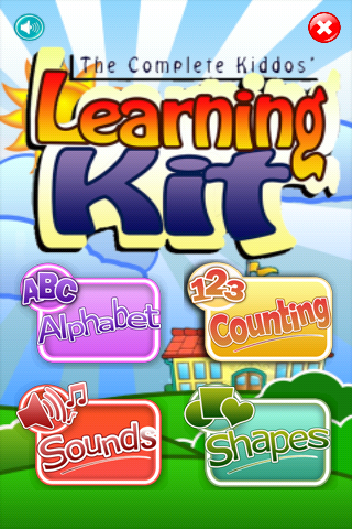 Complete Kiddos' Learning Kit
