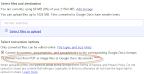 Google Docs Texterkennung