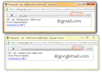 Google Mail MP3