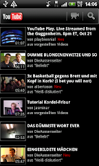 YouTube App new