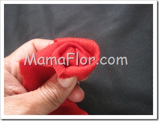 Como hacer Rosas de Telas