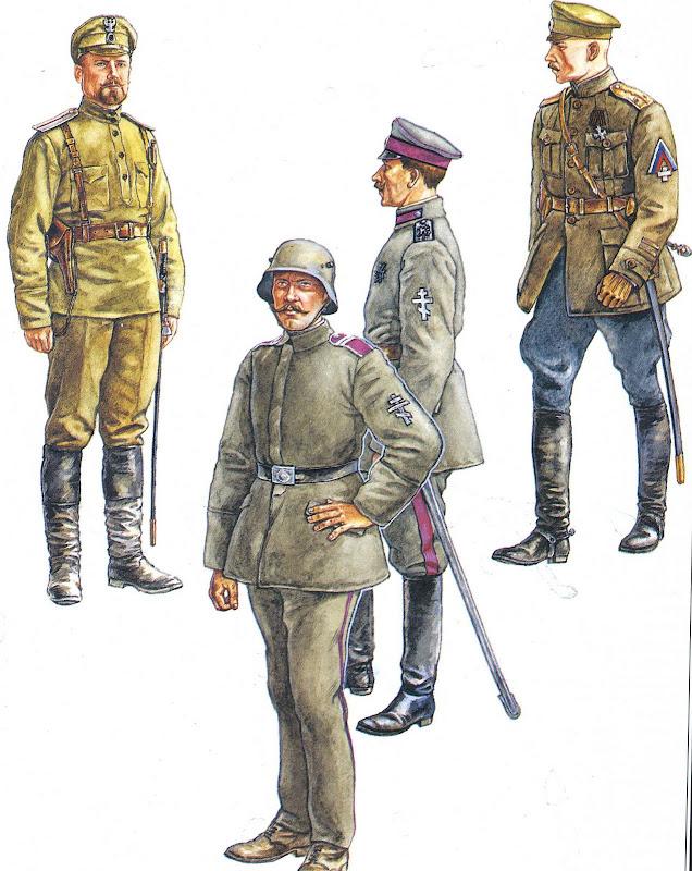 Картинки по запросу Западная Добровольческая армия