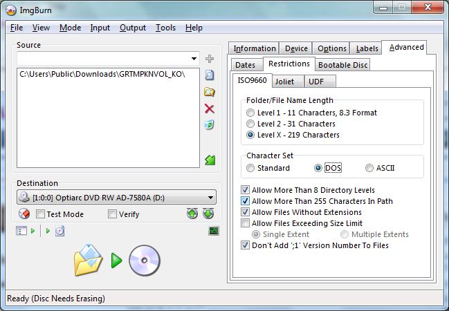Daily report: install windows xp on a usb flash/hard drive.