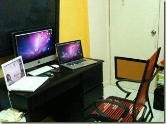 My Desk 2010