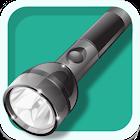 超亮手电筒 省电LED光源 屏幕光 icon