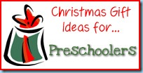 Gift Ideas...preschoolers