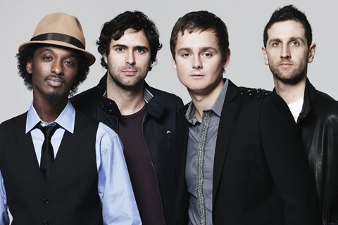 Keane with K'Naan