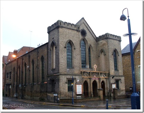 Spital Street Methodist Church Dartford