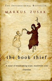 The Book Thief - Markus Zuzak - front cover