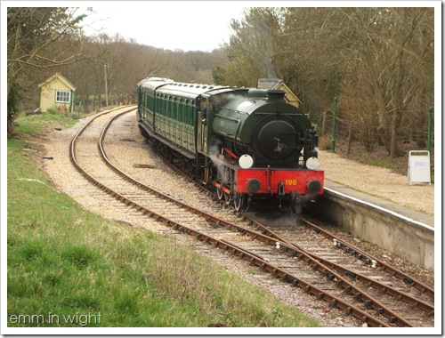 Isle of Wight Steam Railway 21