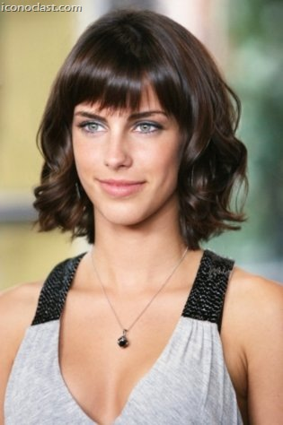 Adrianna Tate-Duncan [played by Jessica Lowndes]