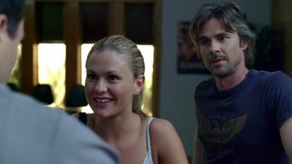 Sam Trammell is Sam Merlotte: True Blood screencaps
