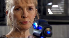 Lindsay Duncan is Captain Adelaide Brook