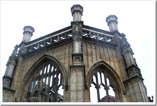 Church of St Luke (bombed out church in Liverpool) 11