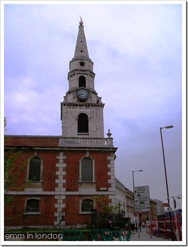 St George the Martyr Church, Southwark