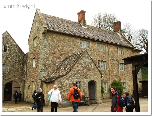 Carisbrooke Castle - Coach House Tea Room