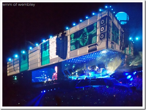 Muse at Wembley (September 11 2010) 05