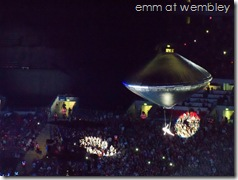 Muse at Wembley (September 11 2010) 10