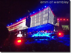 Muse at Wembley (September 11 2010) 11