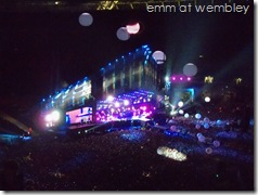 Muse at Wembley (September 11 2010) 13