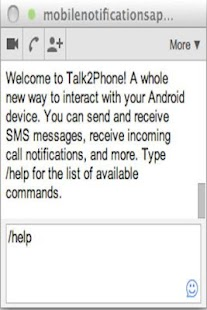 SMS Text ↔ Browser Texting PRO - screenshot thumbnail