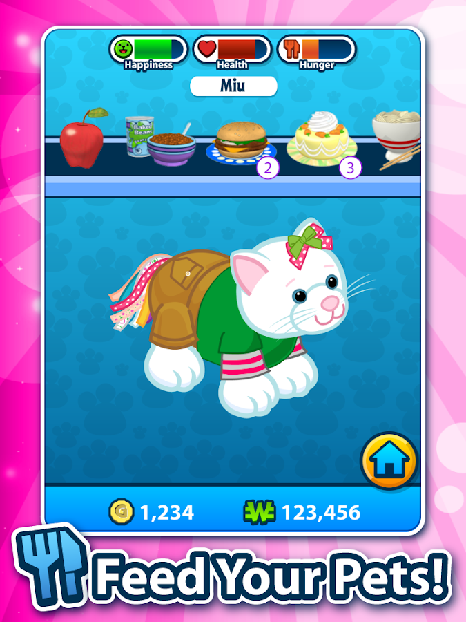 Webkinz™ - screenshot