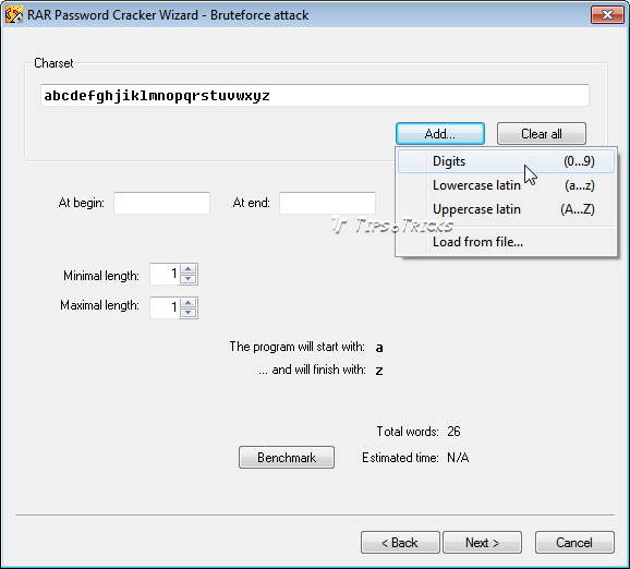 Top 3  RAR Password Removing/Cracking Utilities