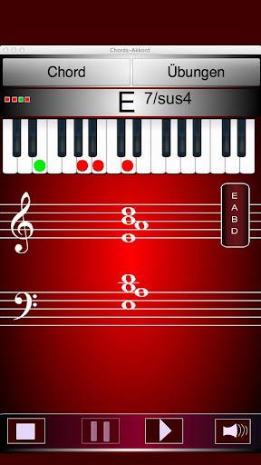 音樂必備APP下載|Akkorde Übungen für Klavier 好玩app不花錢|綠色工廠好玩App