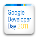 Google Developer Day 2011 logo