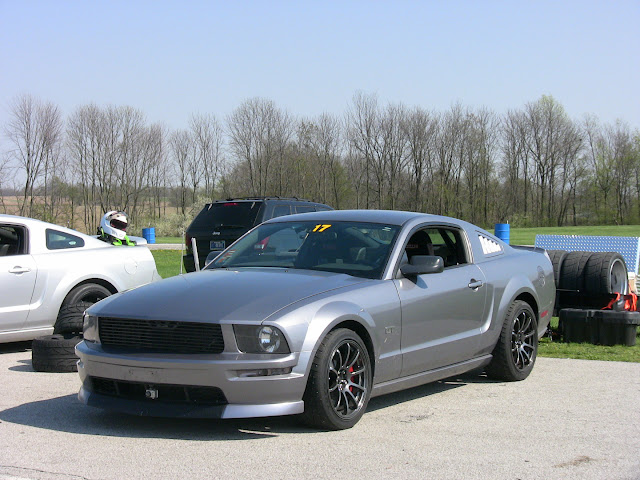 2010 Share Your Track Day Experiences!! - MustangForums com