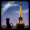 Mon Paris Live Wallpaper Free icon