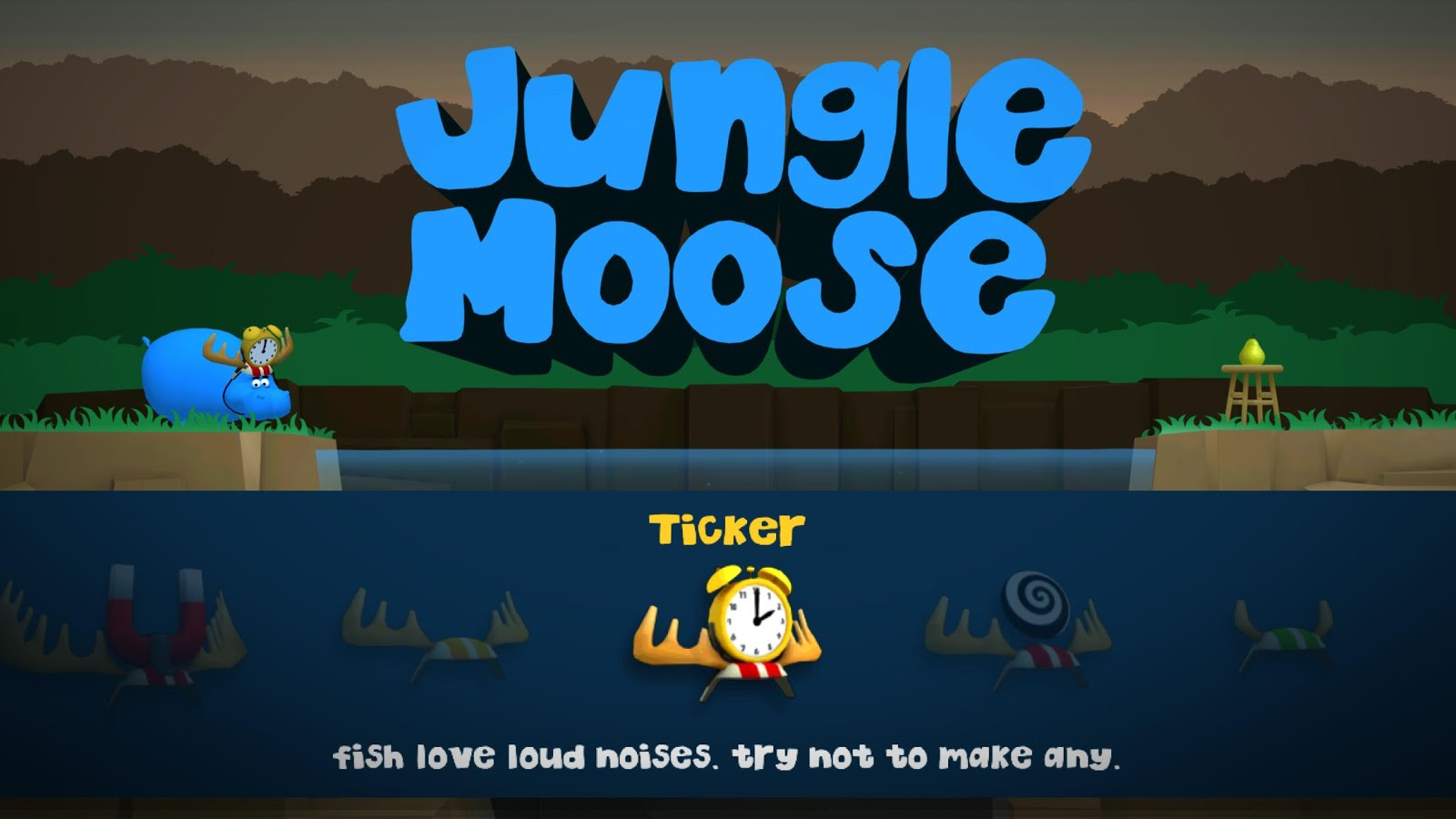 Jungle Moose- screenshot