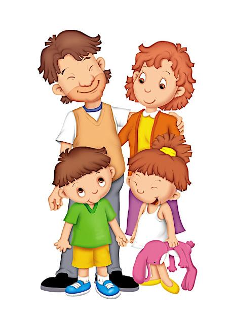 La Familia Dibujos De La Familia Para Imprimir