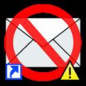 通報! 迷惑メール icon