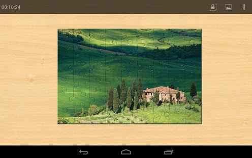 Landscapes Jigsaw Puzzles - screenshot thumbnail