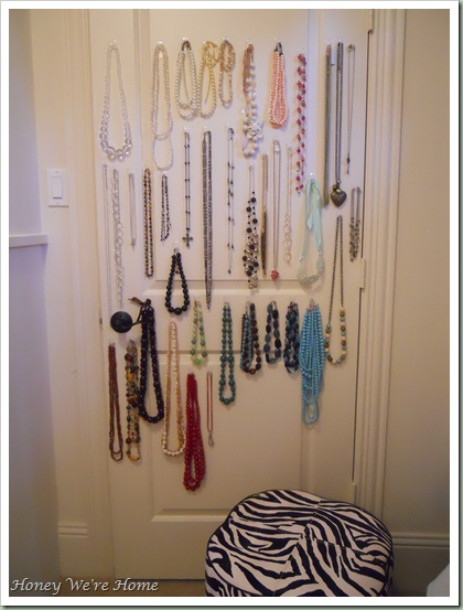Honey We Re Home Jewelry Storage Solutions