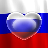 Love Russia Flag LWP