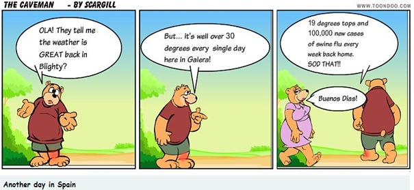 A Cartoon by Peter Scargill