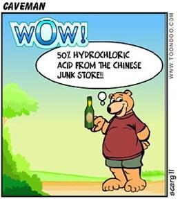 50% Hydrochloric
