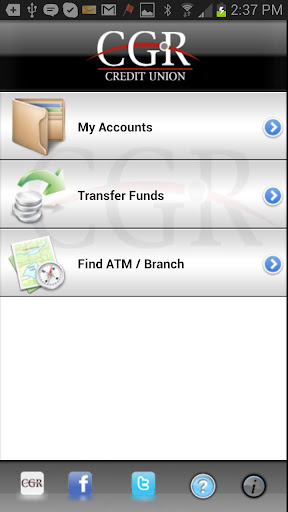 CGR Mobile Banking