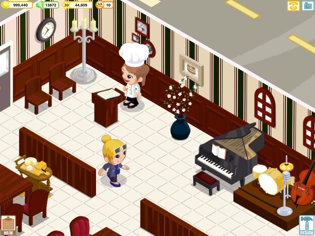 restaurant story summer fun android apps on google play restaurant story summer fun screenshot