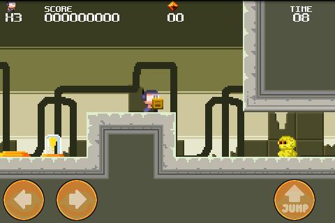 Meganoid FREE screenshot #7