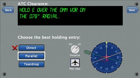 Holding Pattern Trainer - screenshot thumbnail