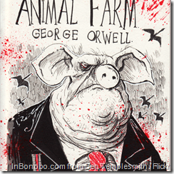 Animal Farm by Ben Templesmith