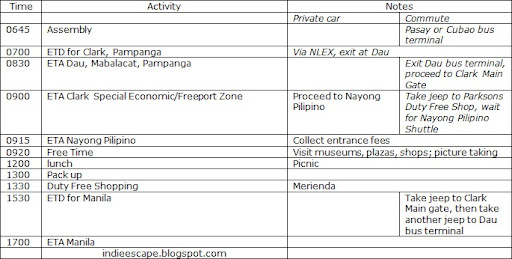 Learn These Manila To Clark Airport Bus Fare {Swypeout}