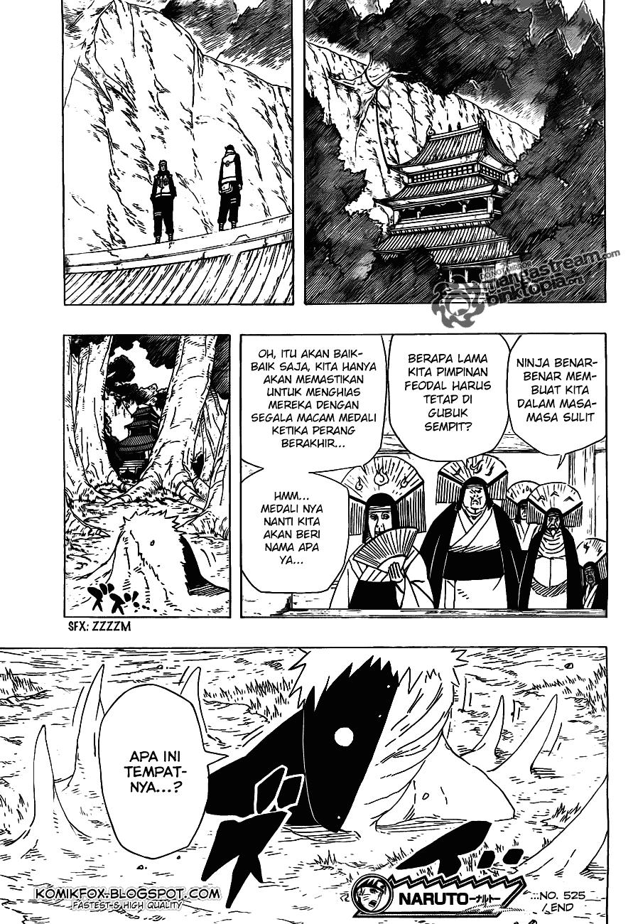Naruto page 16