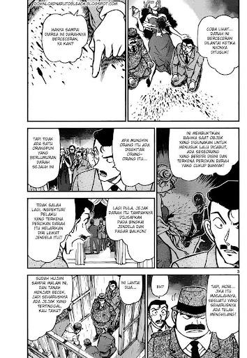 Detective Conan 763 Page 3